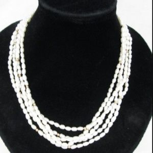Jewelry - 14k Terry Berry Rice Pearls